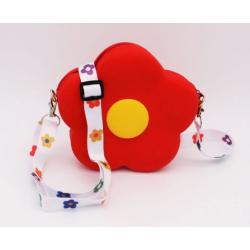 Elle Porte Bellis children's bag - Red