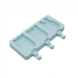 We Might Be Tiny silicone ice cream molds - Minty Green