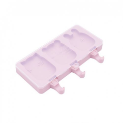 We Might Be Tiny silicone ice cream molds - Powder PInk