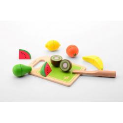 80072 Wooden fruit board set