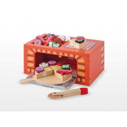 80076 Wooden pizza oven